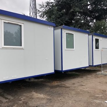 office cabins